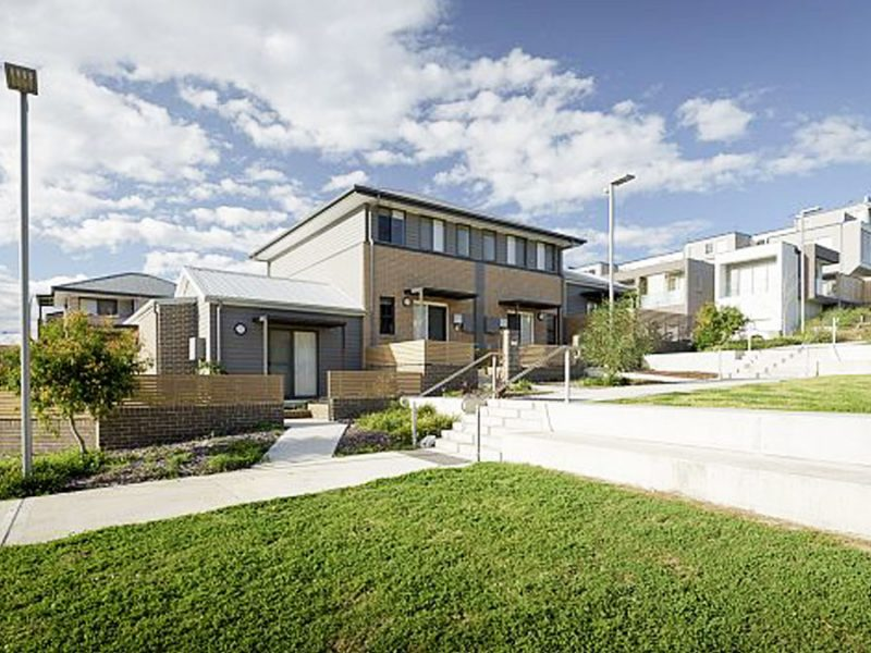 Potts Hill Medium Density